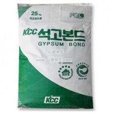 석고본드/25kg/KCC