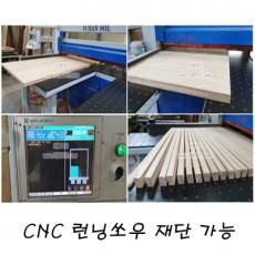 CNC 런닝쏘우/사각 또는 직선 재단기